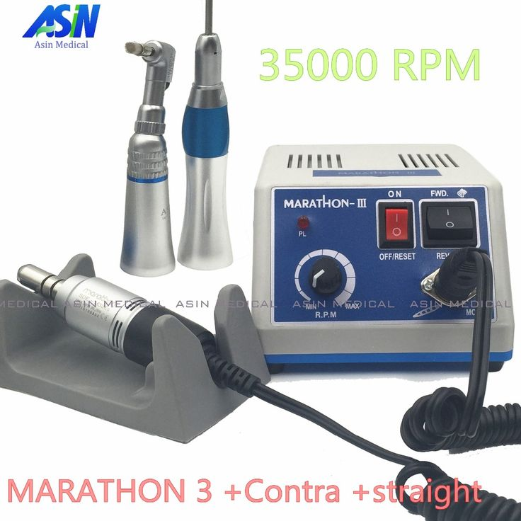 check price 2017 new dental lab micromotor polish handpiece with contra angle straight handpiece #marathon #electric