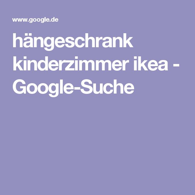 Spectacular h ngeschrank kinderzimmer ikea Google Suche