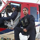 Colleges and universities that provide professional helicopter pilot training