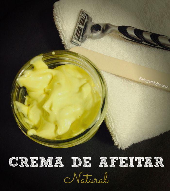#DIY: Como hacer una crema de afeitar natural #ecotips #hazlotumisma #ecomami