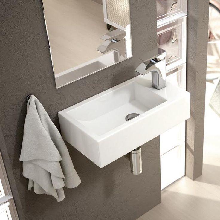 27 best lave main images on pinterest bathroom hands and powder room. Black Bedroom Furniture Sets. Home Design Ideas