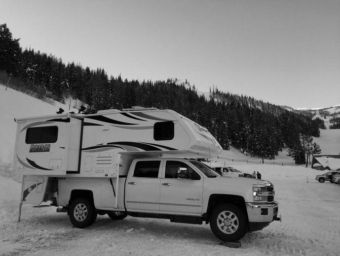Mission Ridge Ski Lot We Always Wander Camping Park Skiing