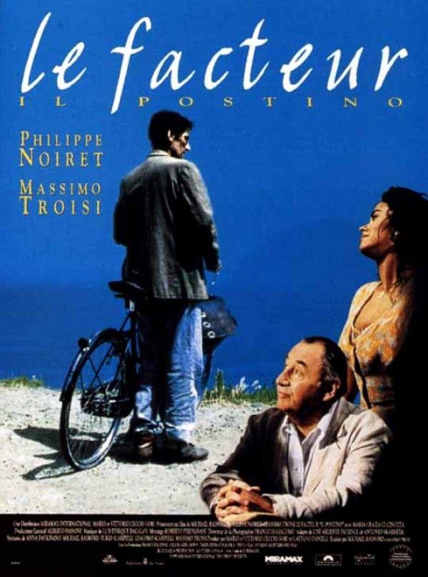 Affiche du film Le Facteur