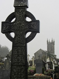 Celtic crosses in Ireland! Birthplace of my ancestors!