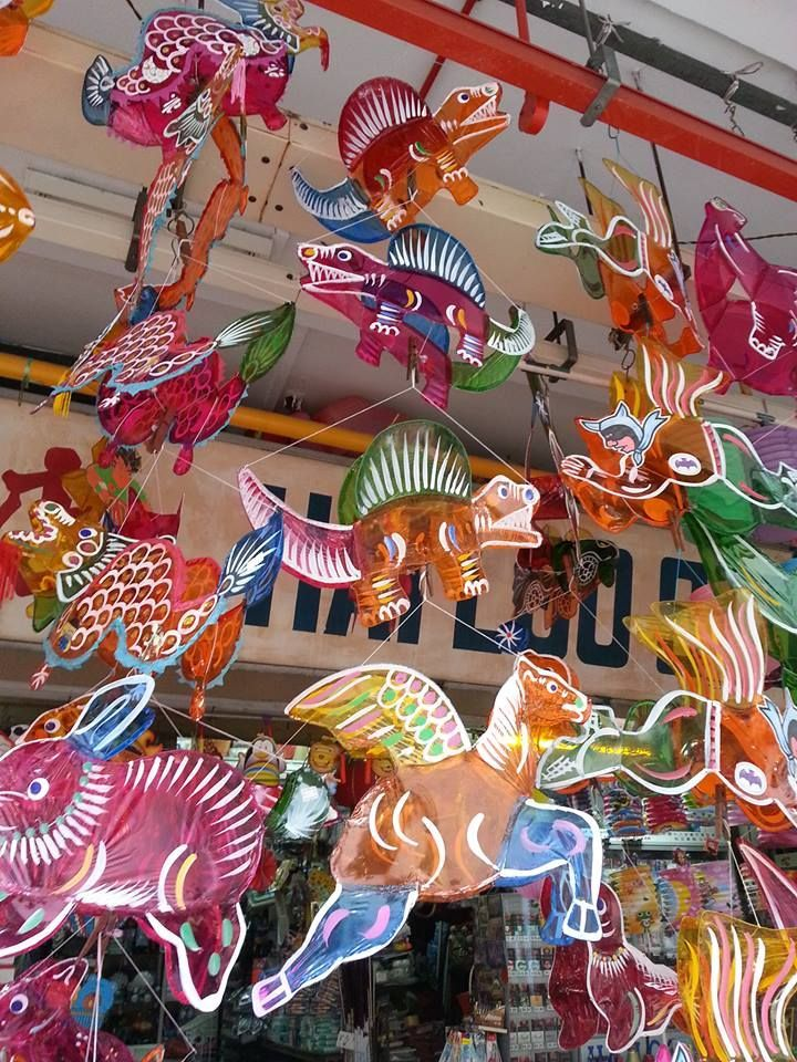 Some traditional lanterns for Mid-Autumn Festival. #MidAutumnFestival