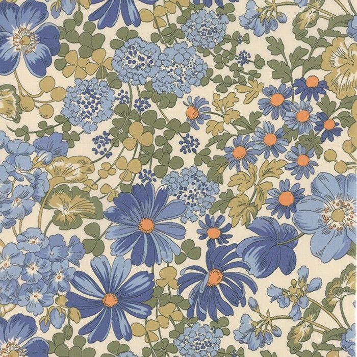 Patchwork anyag - Moda - Regent Street Lawns 32931-12 - Art-Export webáruház