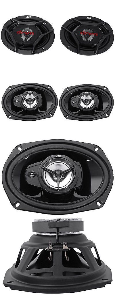 Car Speakers and Speaker Systems: Pair New Jvc Cs-Dr6930 6 X9 3-Way 1000 Watt Car Stereo Speakers -> BUY IT NOW ONLY: $38.95 on eBay!