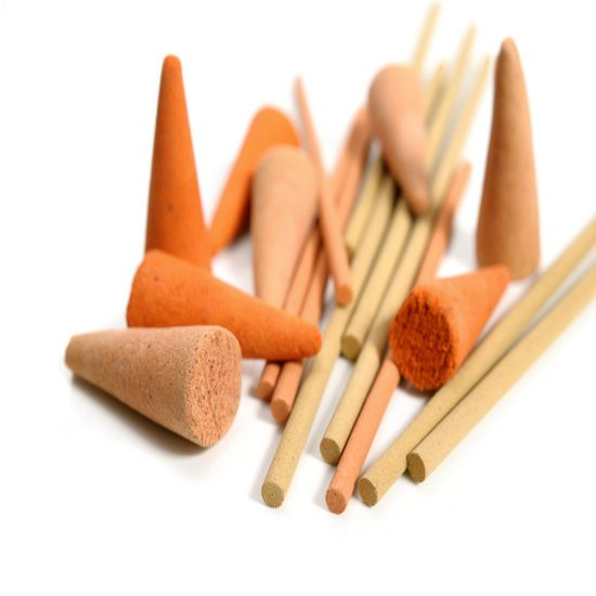 Learn about making herbal incense, includes information on the differences between dough incense and loose incense, ingredients in incense, tools and how to store your homemade incense.data-pin-do=