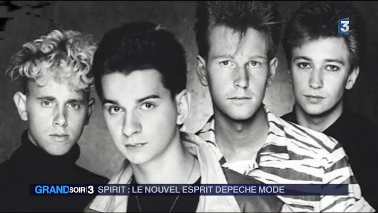 "Depeche mode ""Spirit"" Nouvel album...........!"