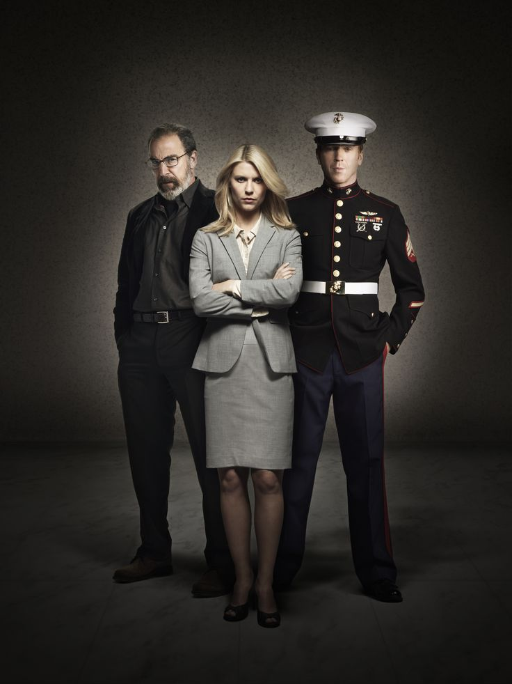 """Homeland"" on Showtime- this show makes me wonder how close to reality it could be; what a rollercoaster of emotions it is!"
