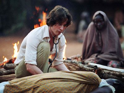 Still of James McAvoy as Dr. Nicholas Garrigan in The Last King of Scotland (2006)