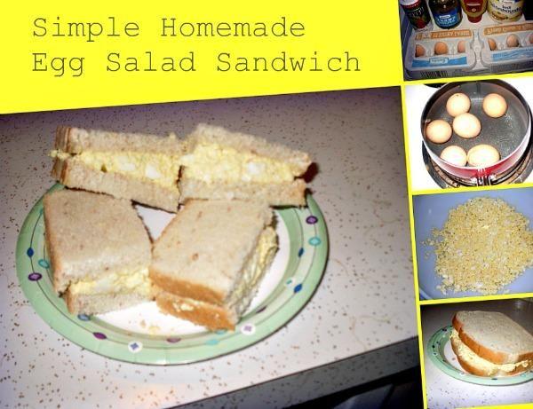 Simple Homemade Egg Salad Sandwich Recipe - Food.com