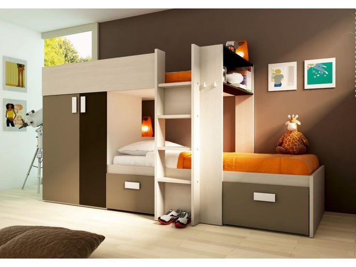 17 best images about dormitorios juveniles on pinterest - Decoracion habitaciones juveniles ...