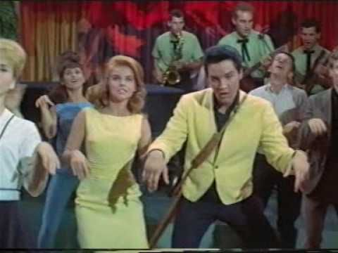 Elvis Presley   What'd I Say Viva Las Vegas. My favorite Elvis movie and the dancing scene with Ann Margaret was awesome.