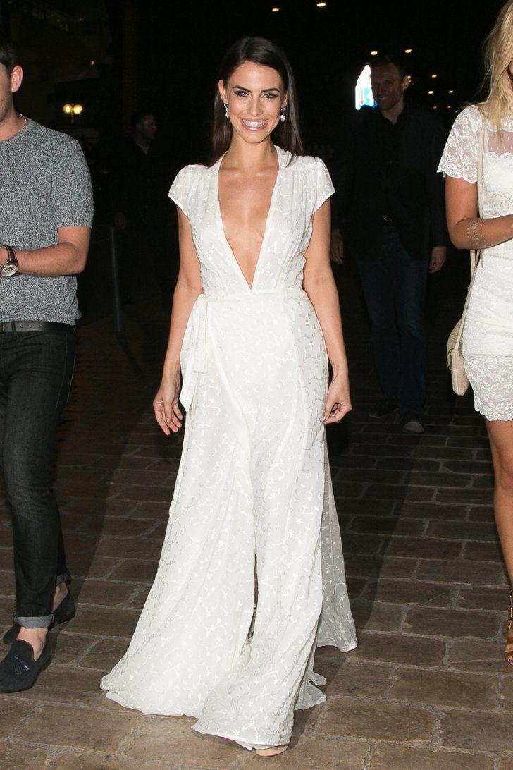 Pin for Later: Retour Sur les Meilleurs Looks du Festival de Cannes 2015 Jour 6 Jessica Lowndes
