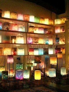 Candle JUNE(キャンドルジュン)作品