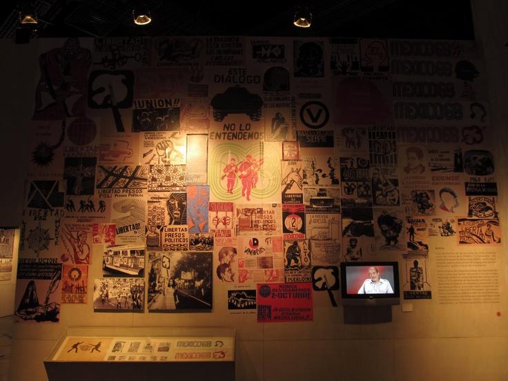 Museo de Tlatelolco, en memoria de las víctimas de la matanza de 1968 en la Plaza de las Tres Culturas. México DF