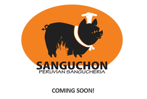 Sanguchon Peruvian Sangucheria - So many food trucks, so hard to find...