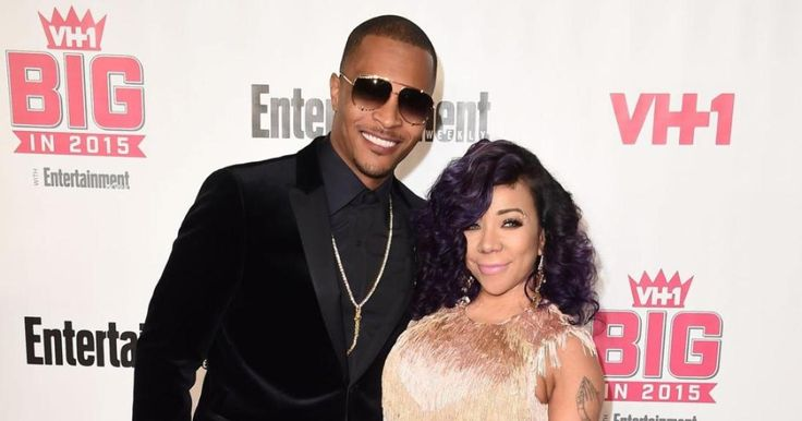Rapper T.I. and his wife, Tameka (Tiny) Cottle, received the tiniest Christmas present of all this year.