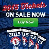 Texas Rangers 2015 Baseball Schedule