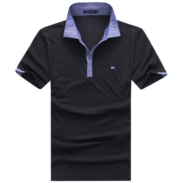 Tommy Hilfiger mens polos tshirts, short sleeve, 100% cotton, big size,