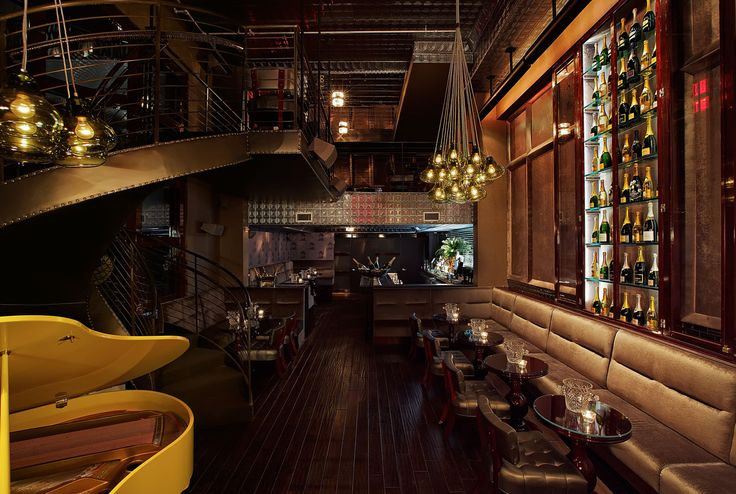WINSTON'S CHAMPAGNE BAR | ICRAVE