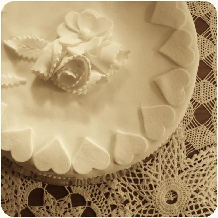Wedding Cake Home Made www.cadememi.it