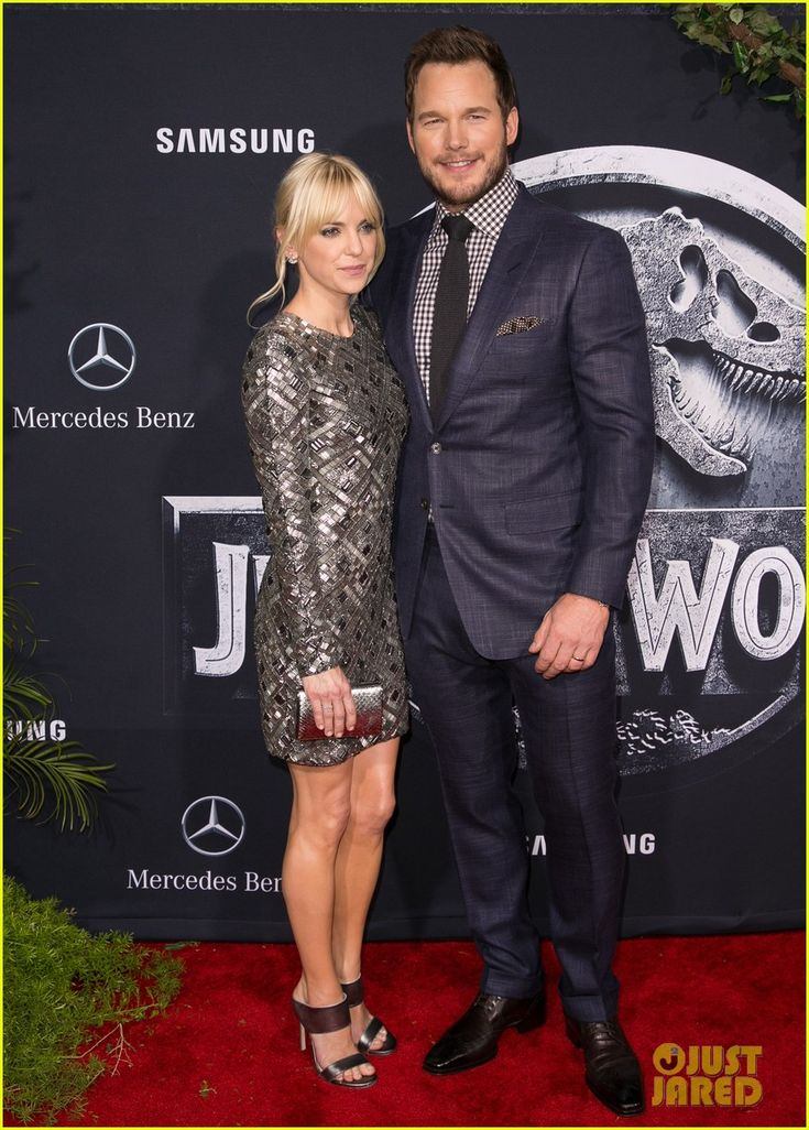 chris pratt clarifies impotent comment 01 Chris Pratt is handsome in a suit while attending the premiere of his new film Jurassic World with wife Anna Faris held at the Dolby Theatre on Tuesday (June 9)…