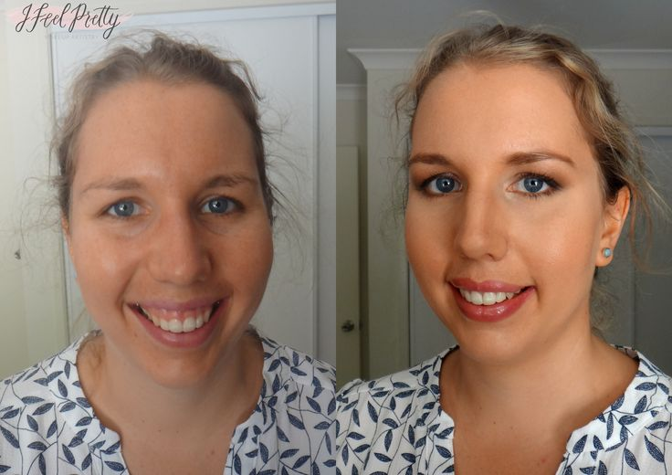 Natural makeup by I Feel Pretty Makeup Artistry