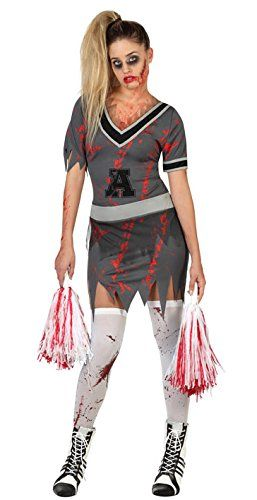Déguisement pom pom girl ensanglantée – Taille M/L-38/40 – ATOSA | Your #1 Source for Toys and Games