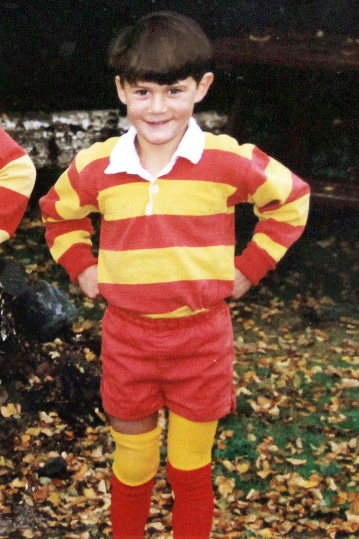 Elliot Dixon was keen on rugby from a young age. Photo / Supplied