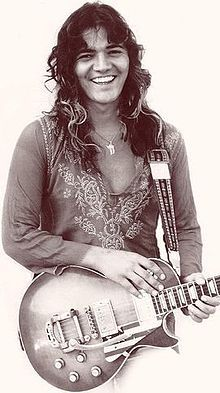 Overdose Addiction| Serafini Amelia| TommyBolin.jpg  Member of Deep Purple ... Drug overdose