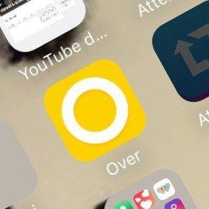 Angelo Santoro Over App per aggiungere logo e testo alle foto che pubblichiamo Applicazioni  Over