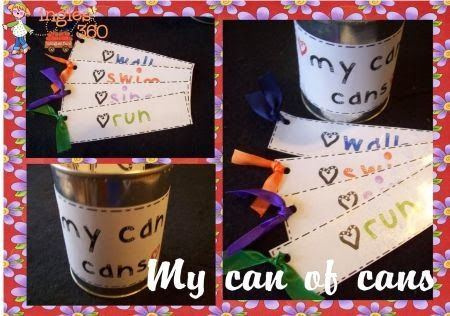 """Classroom Freebies: My can of """"cans"""""""