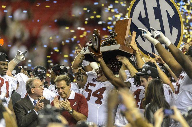 SEC Championship 2012 : Alabama vs. Georgia: Photos, videos, etc. http://www.al.com/alabamafootball/