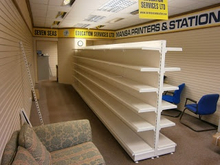 A new shop venture for a young couple  Experts in shop fitting & shop shelving | shelving4shops