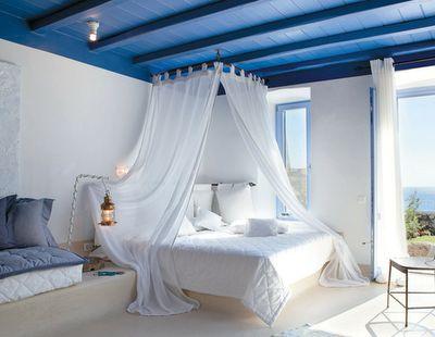 Best 25+ Greek bedroom ideas on Pinterest | Indigo bedroom, Navy ...