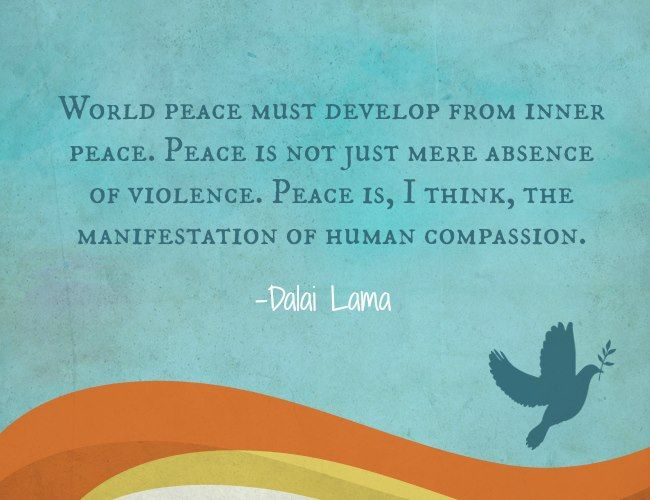 Famous Quotes About World Peace
