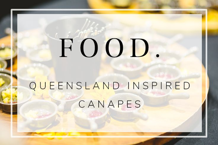 Our creative chefs put together this bespoke food menu with all the best Queensland sourced ingredients. Stradbroke oysters, Bowen mangoes, Hervey Bay scallops and Daintree vanilla... just to name a few delicious ingredients