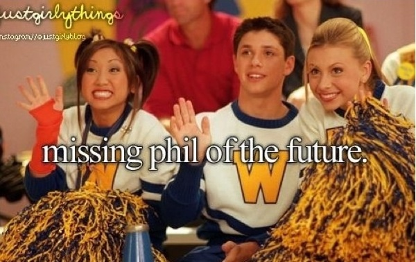 Missing Phil Of The Future