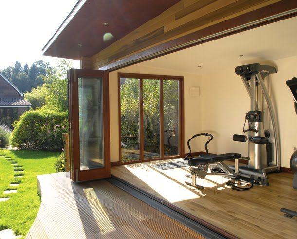 Best inspiring home gyms images on pinterest