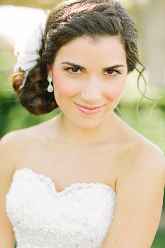 Inspiratie voor je trouwkapsel | ThePerfectWedding.nl