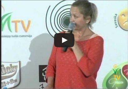 Szivárgó bél szindróma -- Hatvani Galina előadás a 24. Kombucha napon