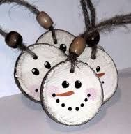 wood disc craft - Google Search