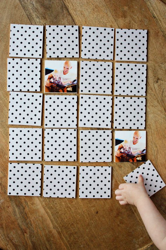 kiddo photo memory game