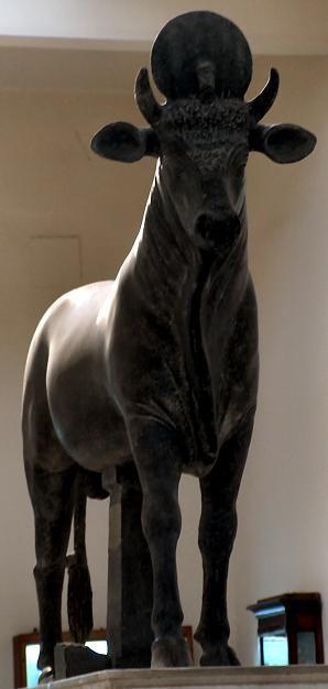Statue of Serapis , Egypt