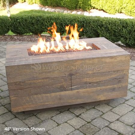 25 best ideas about outdoor gas fireplace on pinterest for Prefab fire pits