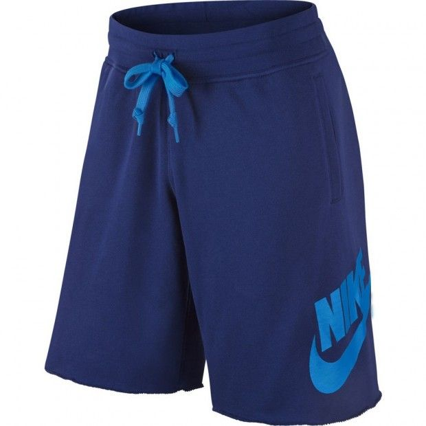 NIKE AW77 FT ALUMNI SHORT