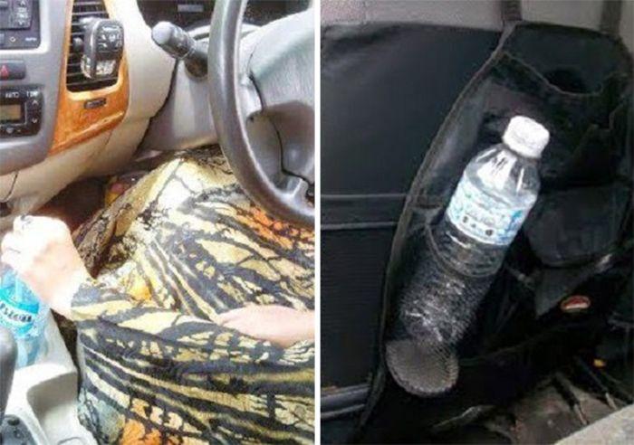 Bahaya biar lama air botol plastik dalam kereta penyebab kanser payudara   SUDAH menjadi kebiasaan kita menyimpan air dalam kereta kan? Walaupun hanya sebotol?      Bahaya biar lama air botol plastik dalam kereta penyebab kanser payudara    Sedar atau tidak sebenarnya minuman botol plastik yang telah lama disimpan di dalam kereta adalah tidak elok diminum terutamanya bagi kaum wanita.  Haaaa? Kenapa tidak elok pula?  Untuk pengetahuan ini adalah punca utama Sheryl Crow mengalami kanser…