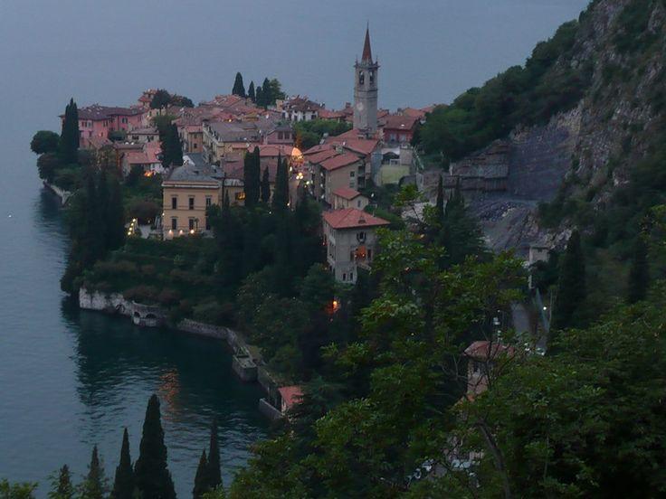 Varenna köyü, Como Gölü. İtalya. Rus Servis Online Diaries - LiveInternet Tartışma